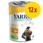 Yarrah Organic -säästöpakkaus 12 x 400/405 g