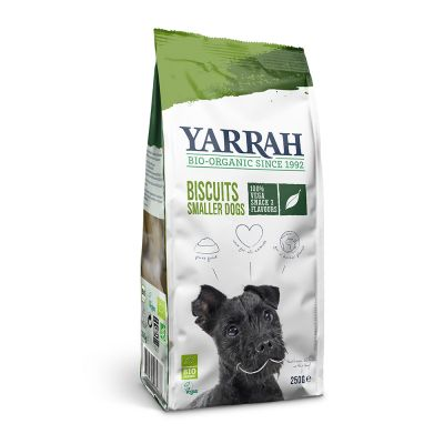 Yarrah Organic Vegetarian Multi Dog Biscuits