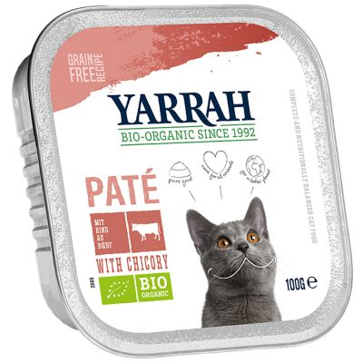 Yarrah Organic Wellness Pâté Mixed Pack