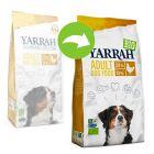 Yarrah pienso ecológico con pollo para perros