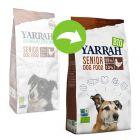 Yarrah Senior pienso ecológico para perros mayores