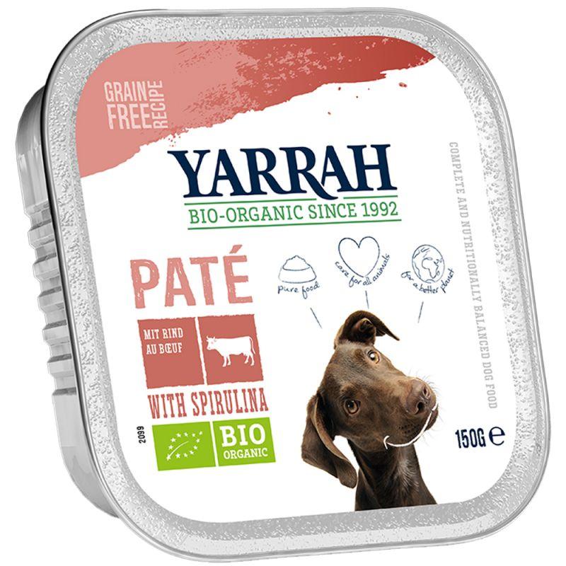 Yarrah Wellness Pâté 12 x 150 g