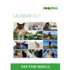 Your Free Gift: zooplus UK Calendar 2021