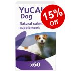 YuCALM Calming Supplement for Dogs - 15% Off!*