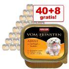 40 + 8 zdarma! Animonda vom Feinsten, 48 x 150 g