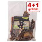 4 + 1 zdarma! 500 g Caniland maso z krku z anguského dobytka (Canibit)