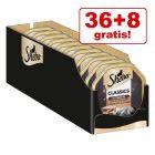 36 + 8 zdarma! 44 x 85 g Megapack Sheba mističky