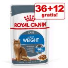 36 + 12 zdarma! 48 x 85 g Royal Canin kapsičky