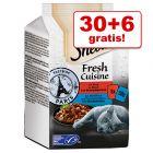 30 + 6 zdarma!  36 x 50 g Sheba Fresh Cuisine