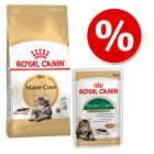 Zestaw Royal Canin Breed, 4 kg + 12 x 85 g karmy mokrej Royal Canin