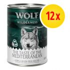 "Zestaw Wolf of Wilderness ""The Taste Of"