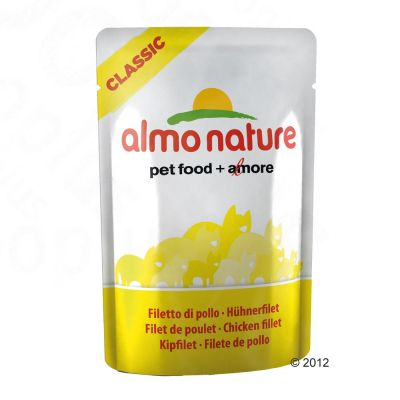 Zestaw Almo Nature Classic, 24 x 55 g