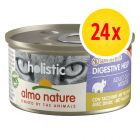Zestaw Almo Nature Holistic Specialised Nutrition, 24 x 85 g