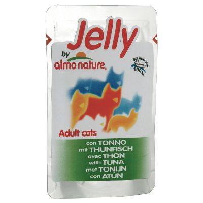 Zestaw Almo Nature Jelly, 24 x 55 g