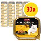 Zestaw Animonda vom Feinsten Adult NoGrain w sosie, 30 x 100 g