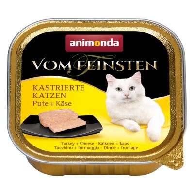 Zestaw Animonda vom Feinsten Adult, 32 x 100 g