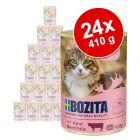Zestaw Bozita, 24 x 410 g