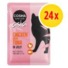 Zestaw Cosma Asia w saszetkach, 24 x 100 g