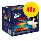 Zestaw Felix Fantastic 2 smaki (So gut...), 48 x 85 g