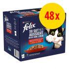Zestaw Felix Fantastic So gut wie es aussieht, 48 x 85 g