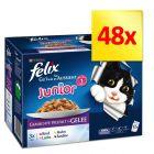 Zestaw Felix Junior (So gut wie es aussieht), 48 x 85 g