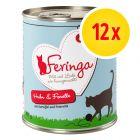 Zestaw Feringa Menu 2 smaki, 12 x 800 g