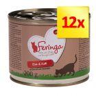 Zestaw Feringa Menu 2 smaki, 12 x 200 g
