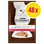 Zestaw Gourmet A la Carte, 48 x 85 g