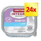 Zestaw Integra Protect Adult Diabetes, 24 x 100 g