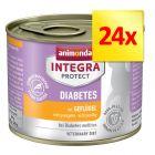 Zestaw Integra Protect Adult Diabetes, 24 x 200 g