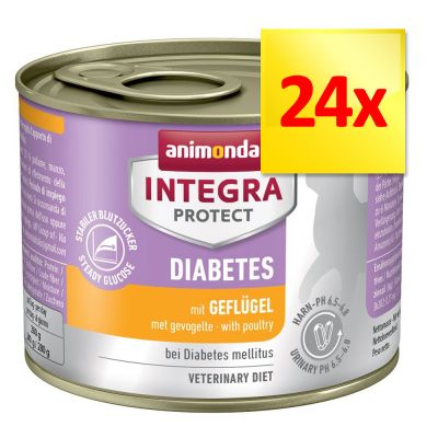 Zestaw Integra Protect Adult Diabetes, 24 x 200 g
