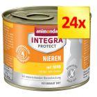 Zestaw Integra Protect Adult Renal, 24 x 200 g