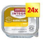 Zestaw Integra Protect Adult Struvit, 24 x 100 g