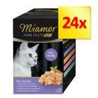 Zestaw Miamor Feine Filets w saszetkach MINI, 24 x 50 g