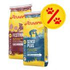Zestaw mieszany Josera dla psa, 2 x 15 kg
