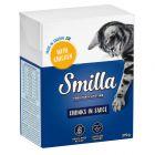 Zestaw próbny Smilla kawałeczki w sosie i galarecie, 1 x 370 / 380 g