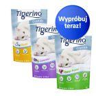 Zestaw próbny Tigerino Crystals żwirek dla kota