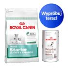Zestaw Royal Canin Starter Mother & Babydog + Babydog Milk