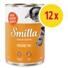 Zestaw Smilla Puszki z drobiem, 12 x 400 g