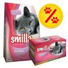 Zestaw Smilla Sterilised dla kotów po kastracji