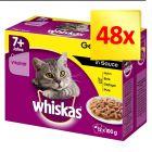 Zestaw Whiskas Senior 7+ saszetki, 48 x 100 g