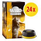 Zestaw Wild Freedom Adult, tacki, 24 x 85 g