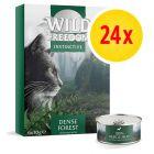 Zestaw Wild Freedom Instinctive, 24 x 70 g