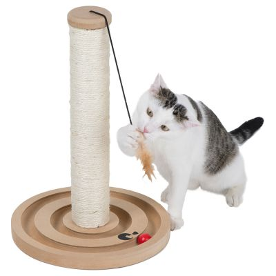 zoolove Colonna tiragraffi Scratch & Play