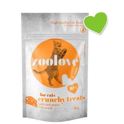 zoolove crunchy treats - Cheese