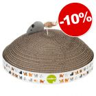 zoolove Griffoir en forme de coupole pour chat : 10 % de remise !