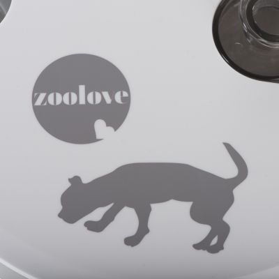 Zoolove Intelligentiespeeltje Spinning Wheel