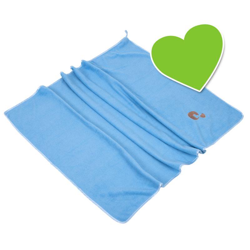zoolove microfiber-håndklæde Turbo-Dry