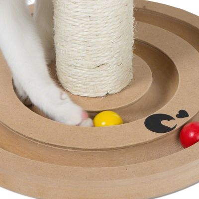 zoolove Play 'n Scratch Post