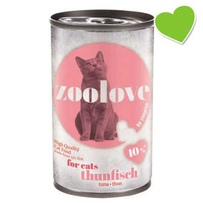 zoolove Wet Cat Food - Tuna